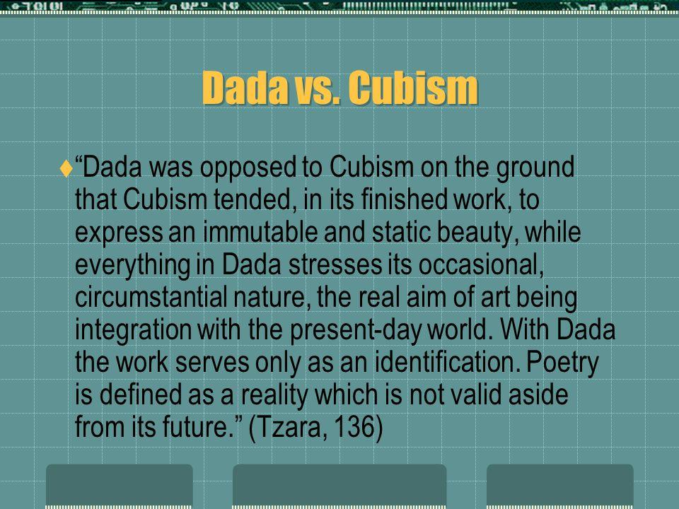 Dada vs.