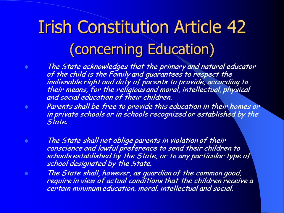Gravissimum Educationis Rights pertaining to education 1.