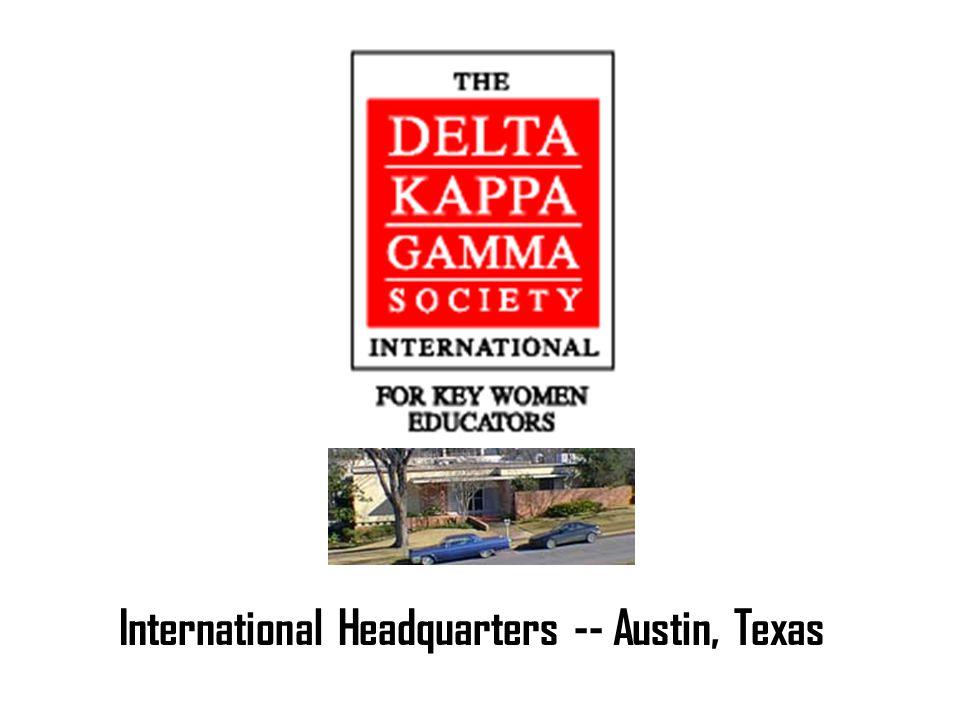 International Headquarters -- Austin, Texas