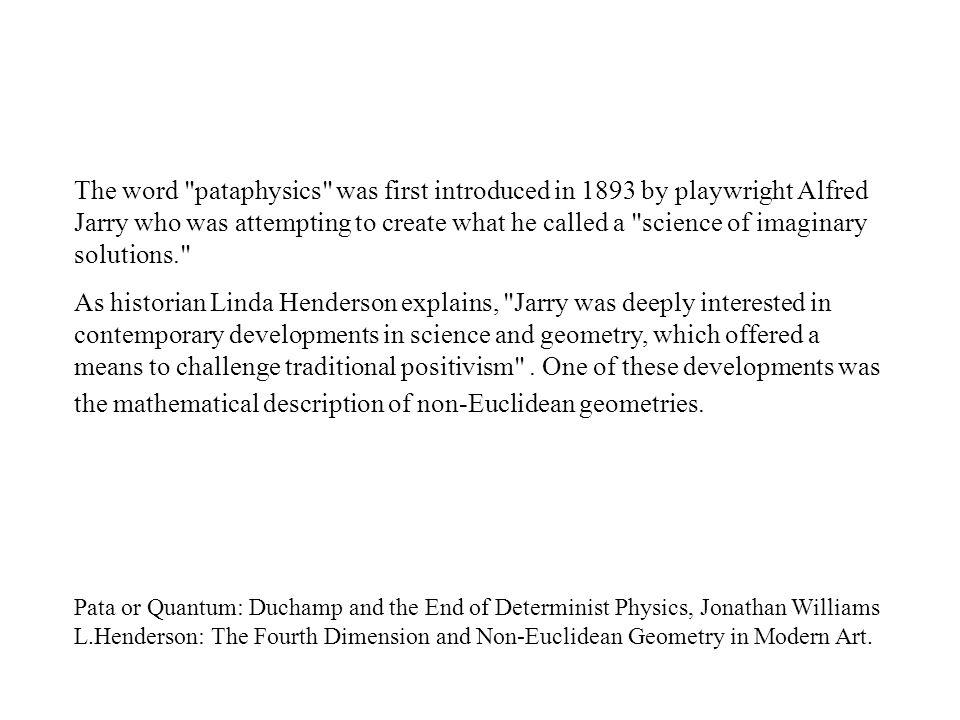 Beyond Turing and Von Neumann.