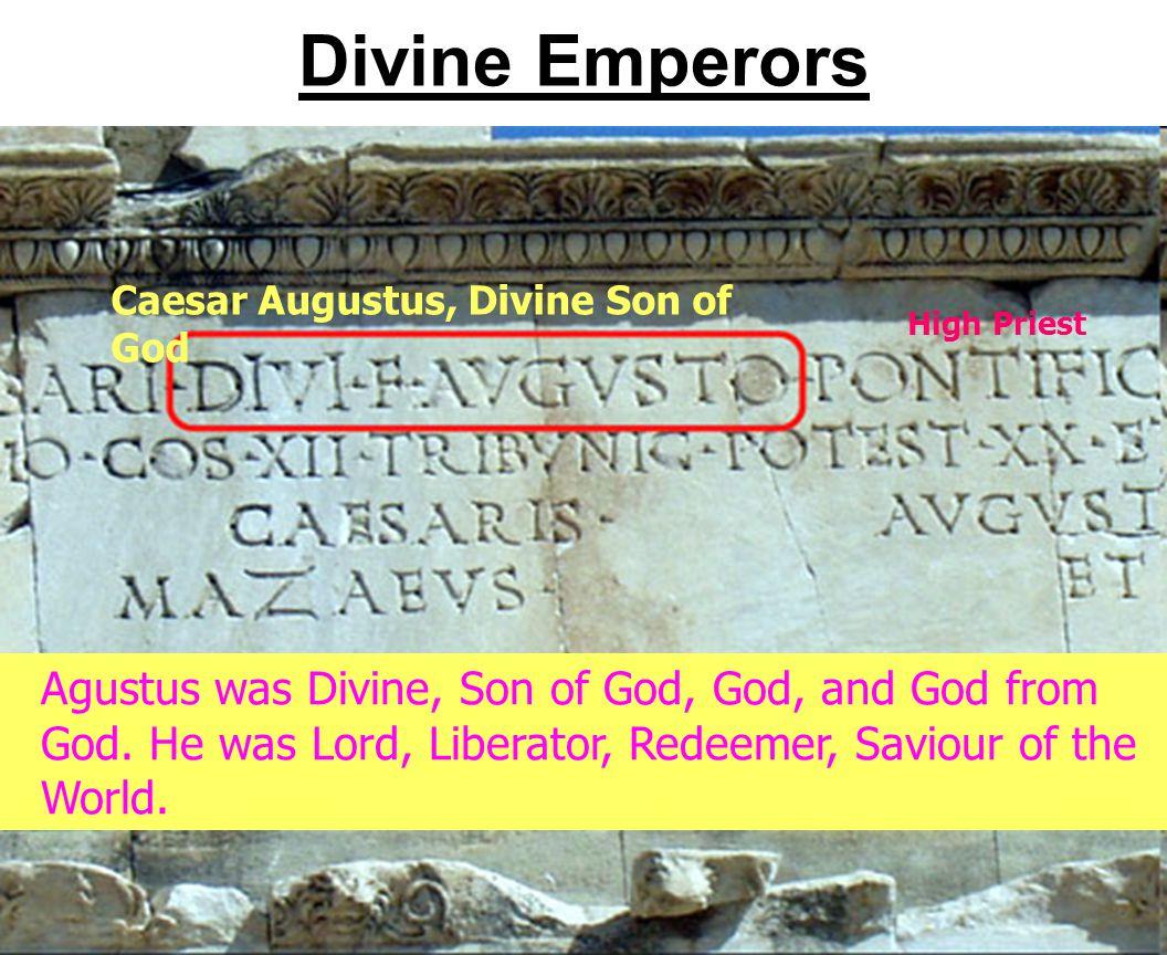 Divine Emperors