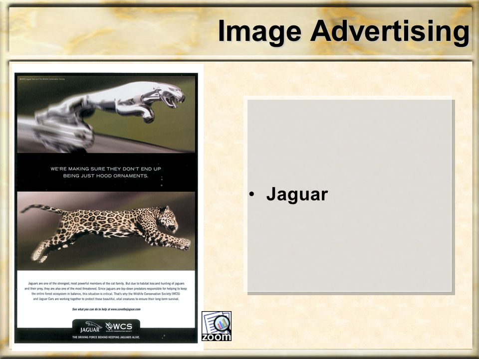 Image Advertising Jaguar