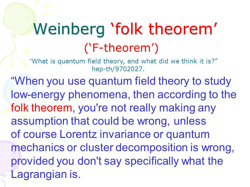As long as you let it be the most general possible Lagrangian consistent with the symmetries of the theory, you re simply writing down the most general theory you could possibly write down....