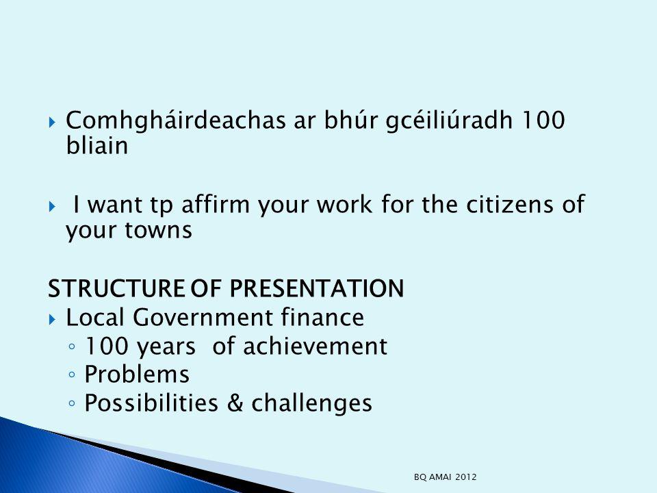  124 municipal councils....2012......2014?......