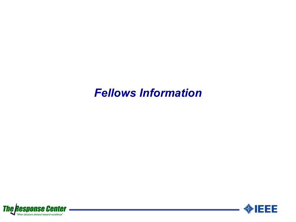 Fellows Information
