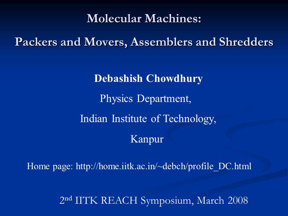 Woehlke and Schliwa (2000) Superfamilies of Cytoskeletal MOTORS http://www.proweb.org/kinesin/CrystalStruc/Dimer-down-rotaxis.jpg