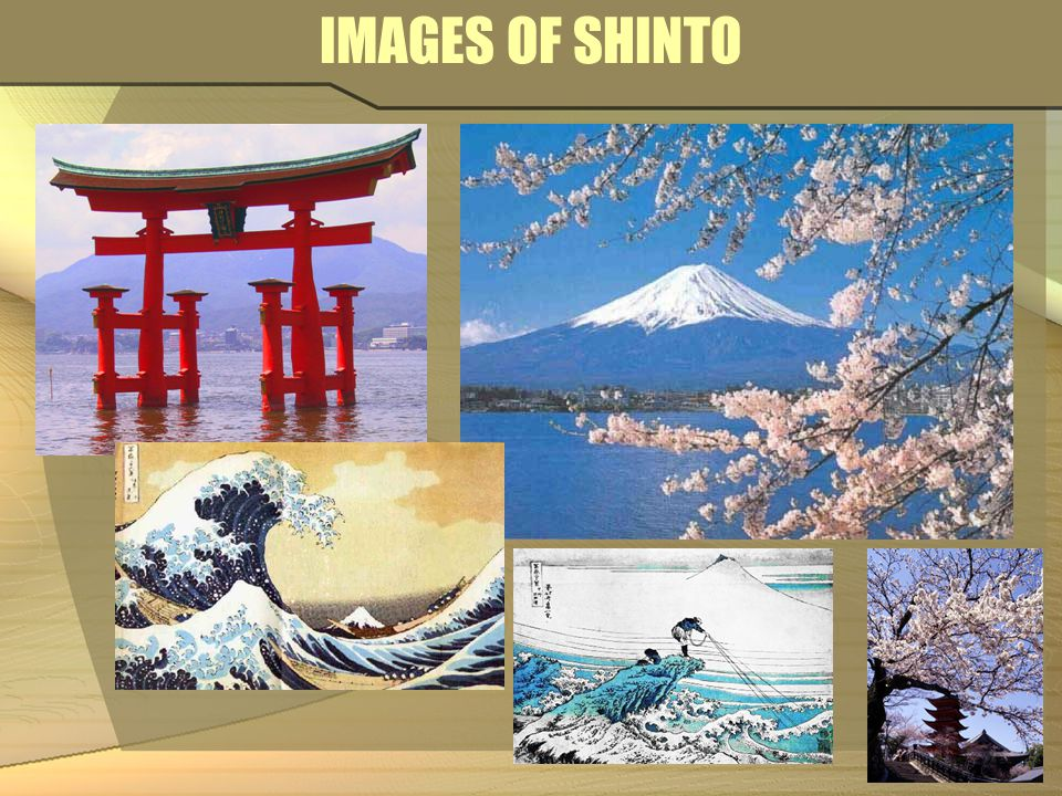 IMAGES OF SHINTO