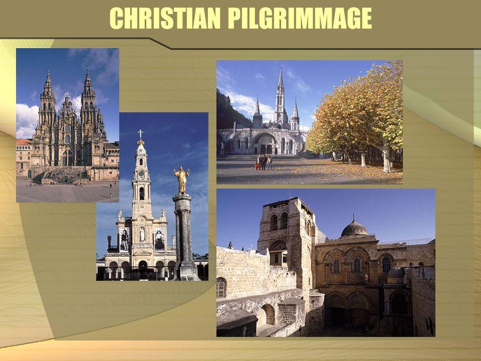 CHRISTIAN PILGRIMMAGE