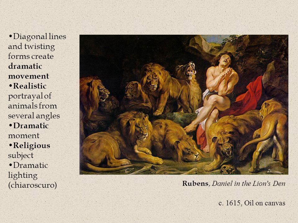 Rubens, Daniel in the Lion s Den c.