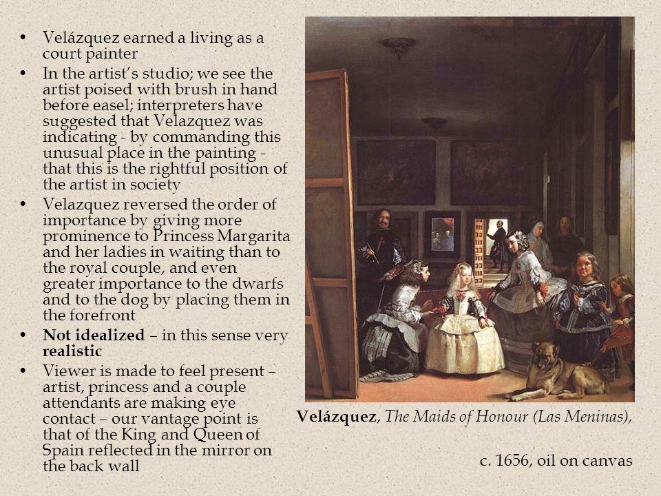 Velázquez, The Maids of Honour (Las Meninas), c.