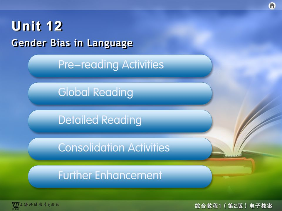 Consolidation Activities- Grammar2.3 Be+coming can express the future time.