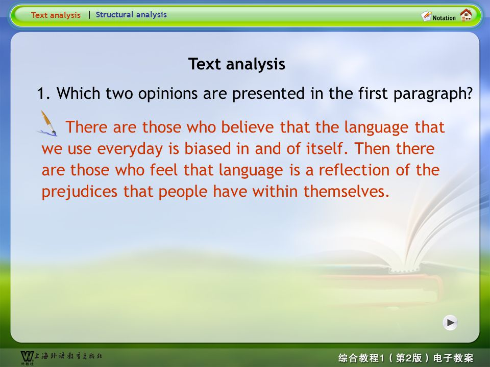 There are people who use language that would be considered prejudicial or biased in use.
