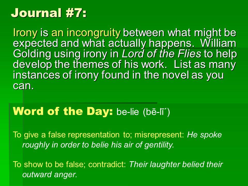 Journal #48: What does Claudio mean in his lines below.