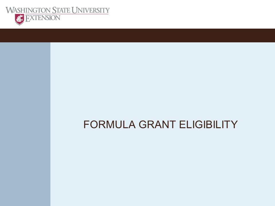DEFINITION – LAND GRANT INSTITUTION Designated by the Morrill Act in 1862 and 1890 to receive benefits.