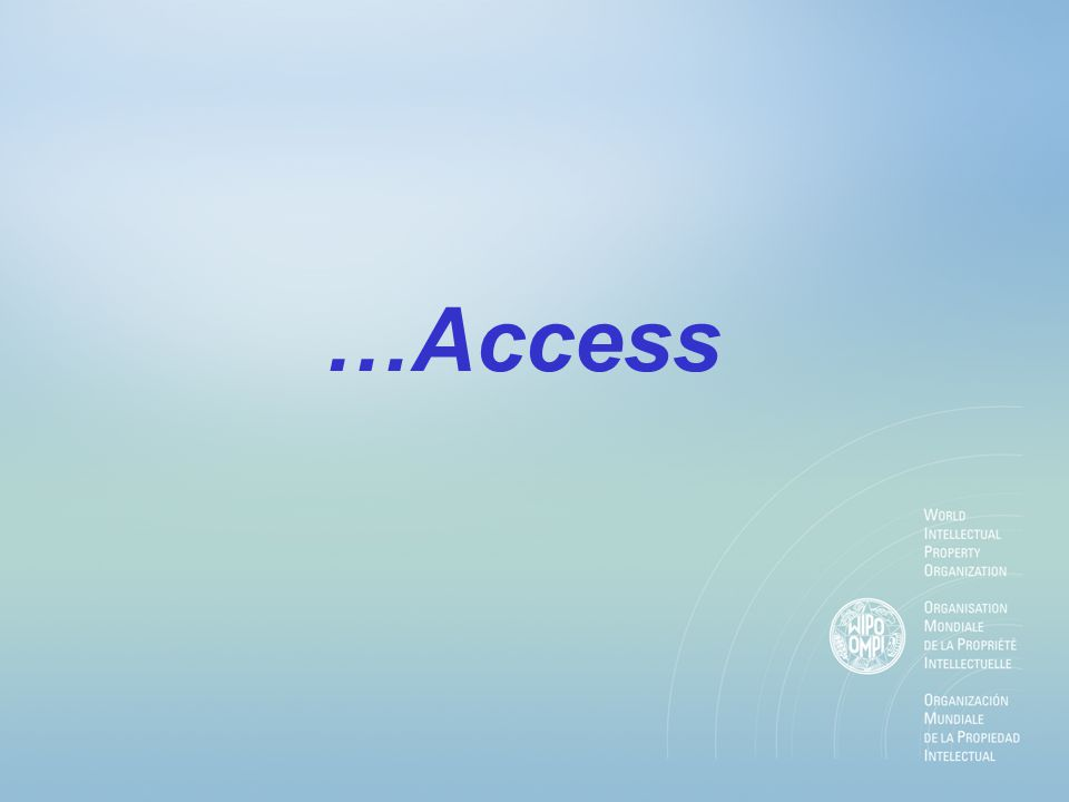 …Access