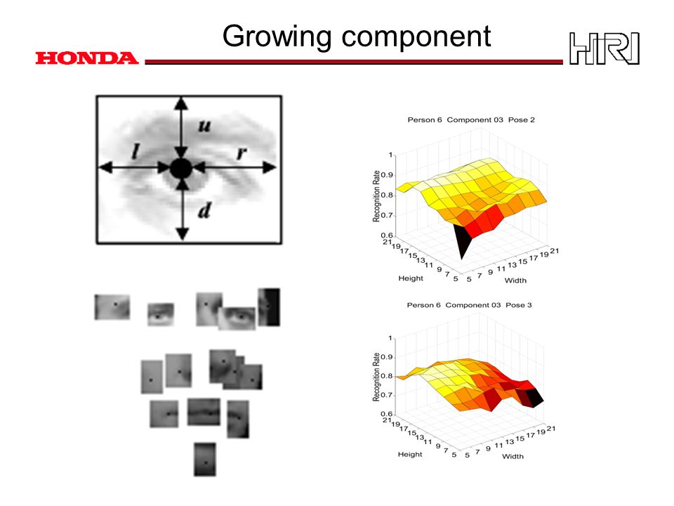 Growing component