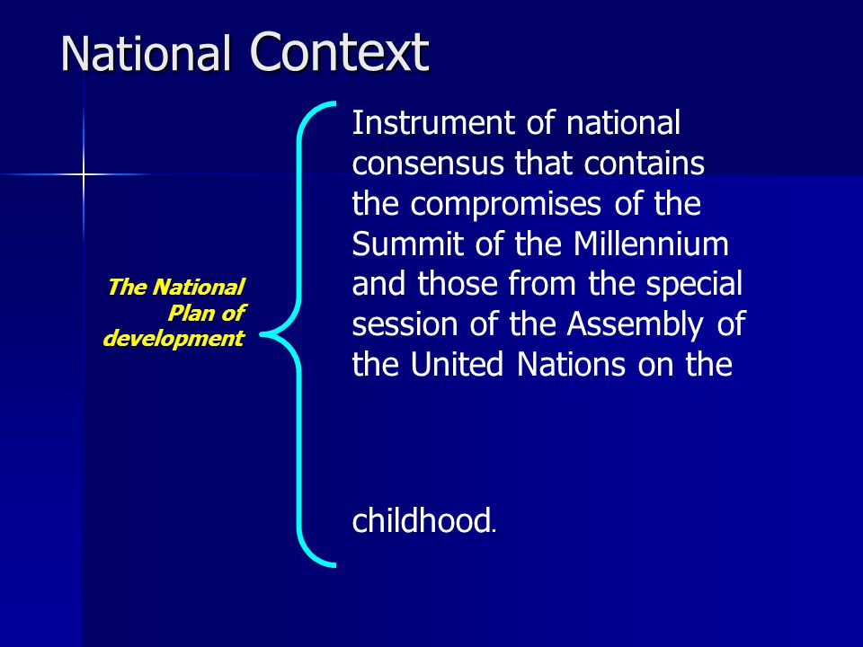 The Doctrine of the integral protection and the law in force related to the family It established the right of the children, girls and adolescents not to be separated from their mother and father, except when the coexistence with one or both parents represents a danger for its life, physical integrity and integral development.