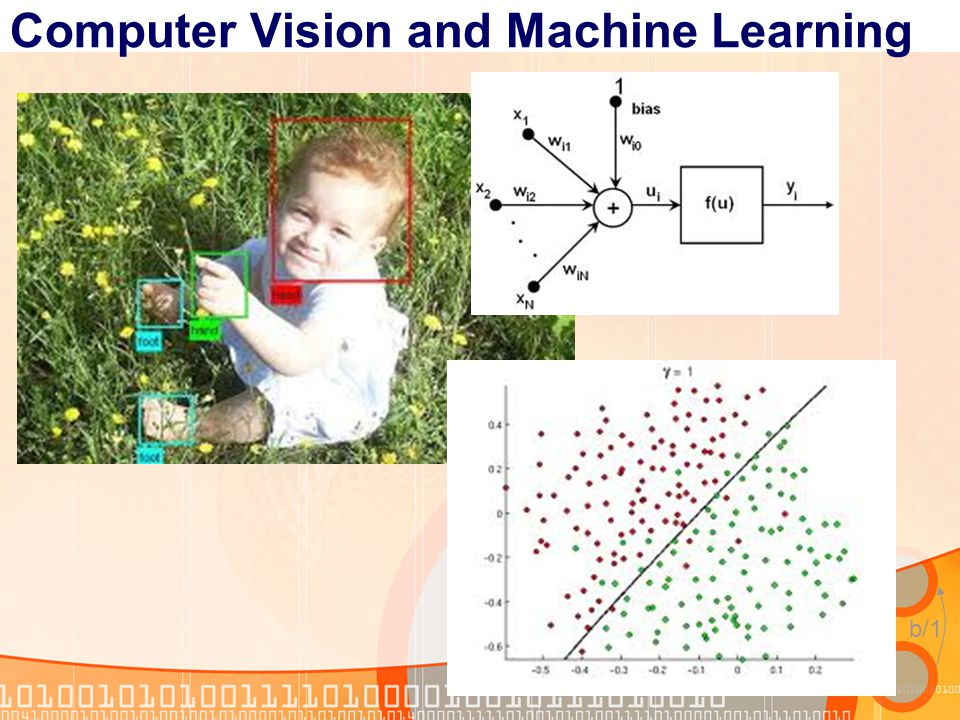 a/0b/1 Computer Vision and Machine Learning