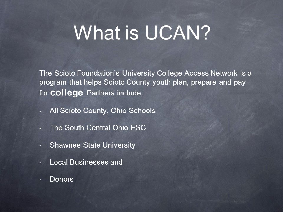 What is UCAN.