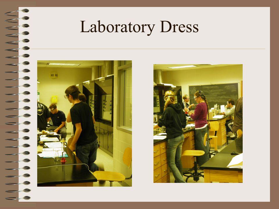 Laboratory Dress