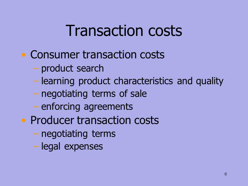 Creating Value Quantity/Time $ Price Q*Q* P*P* Demand Supply Consumer Surplus Producer Surplus 7