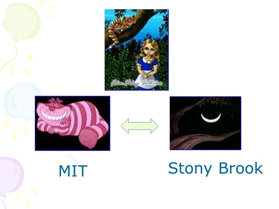 MIT Stony Brook
