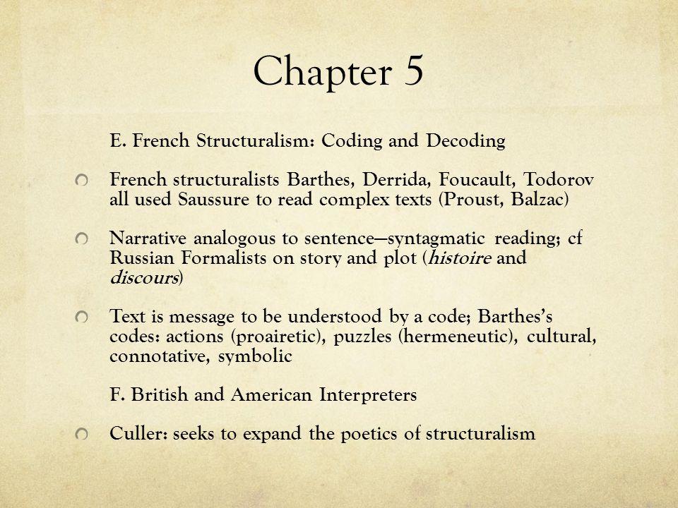 Chapter 5 E.