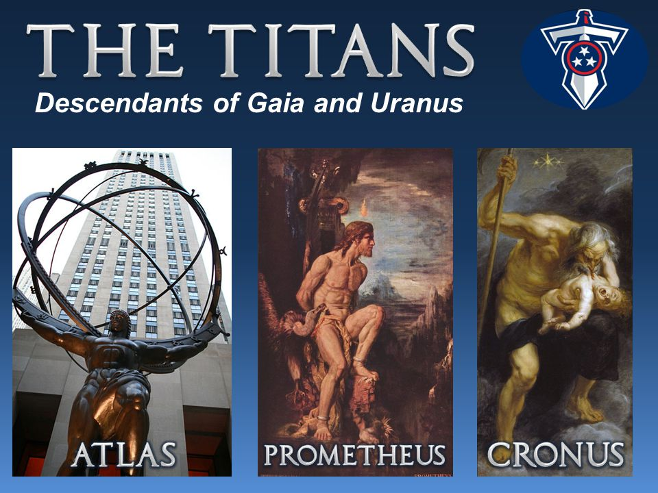 The Mutilation of Uranus: fresco by Giorgio Vasari and Cristofano Gherardi, c.