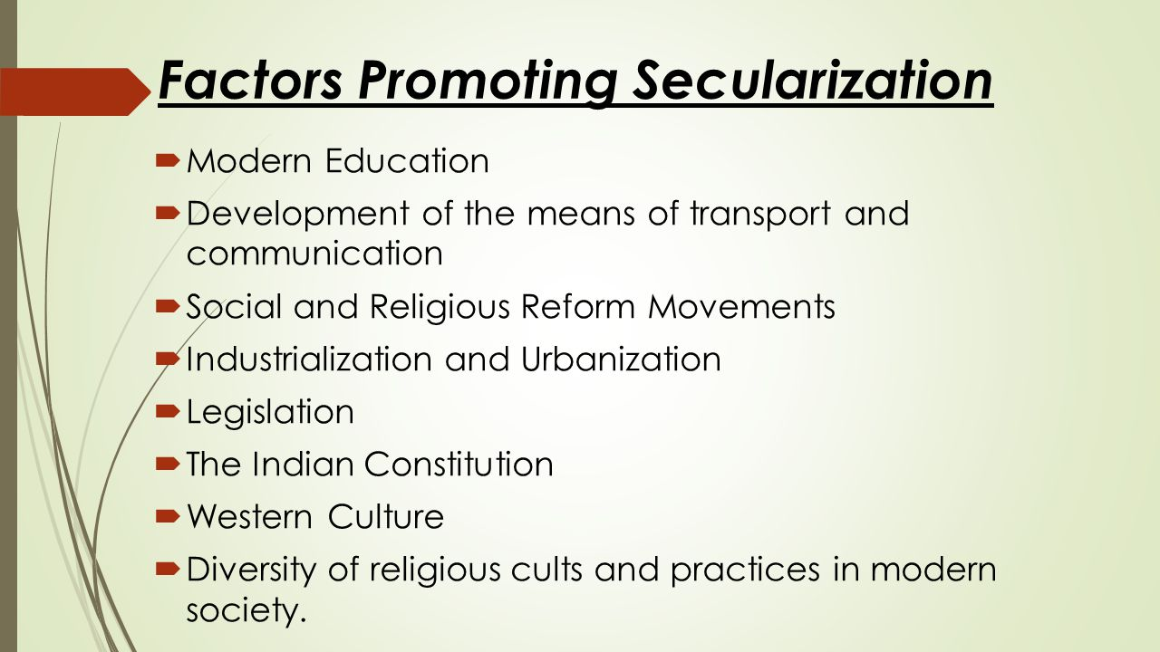 Secularism in Practice  Secularism is our Constitutional Commitment.