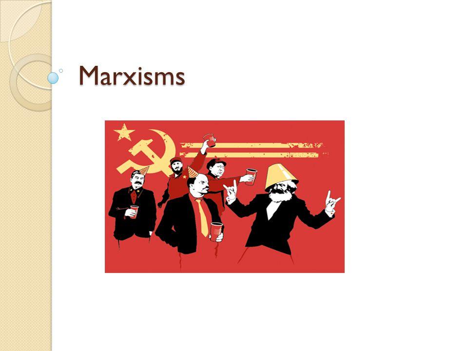 Marxisms