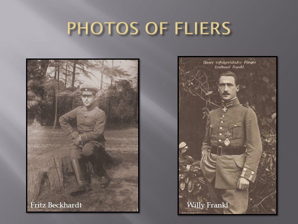 Fritz BeckhardtWilly Frankl