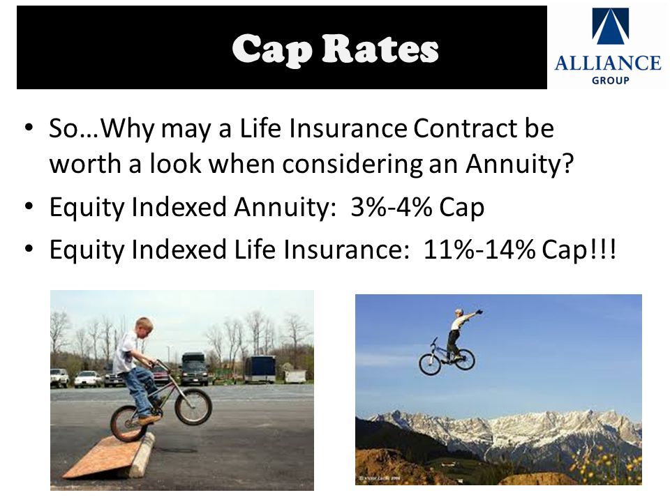 So…Why may a Life Insurance Contract be worth a look when considering an Annuity.