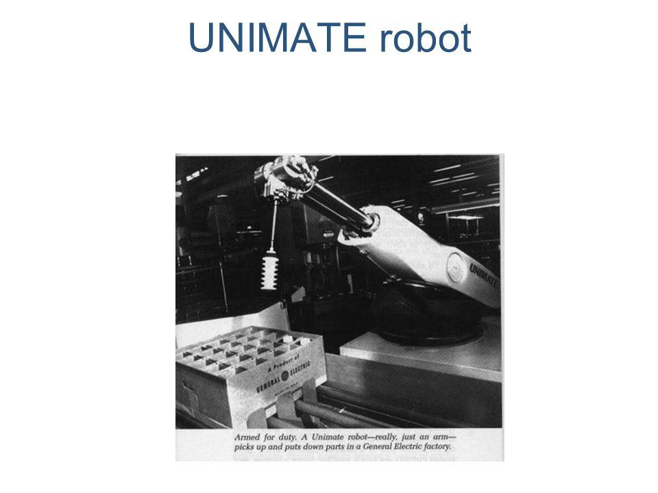 UNIMATE robot