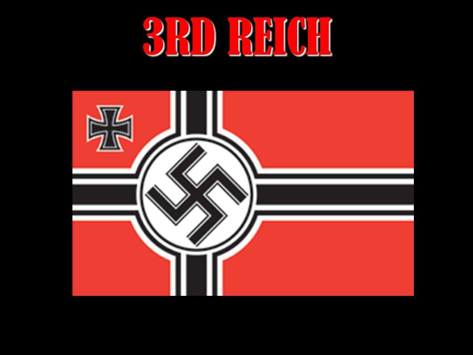 3RD REICH