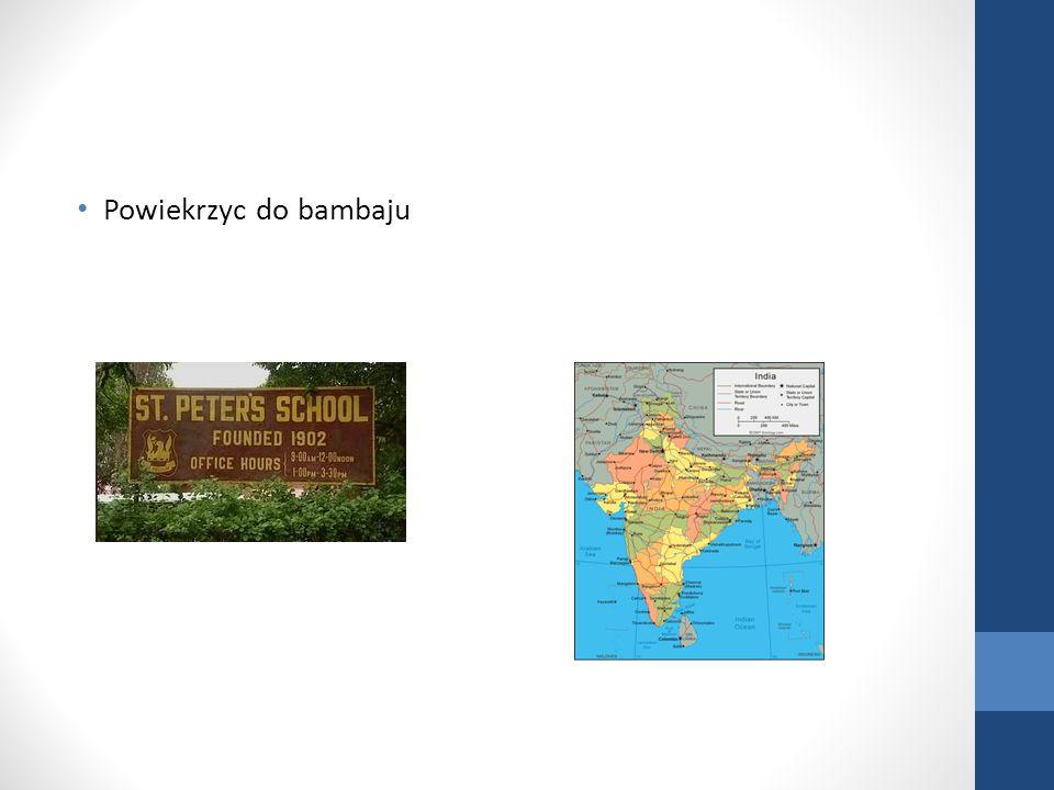 Powiekrzyc do bambaju