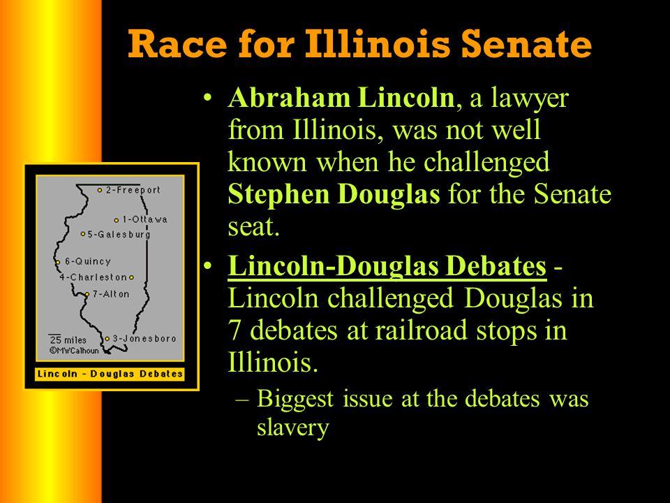 Locations of the Debates