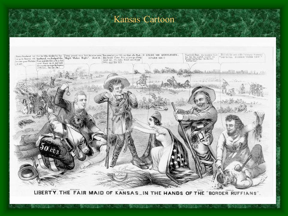 Kansas Cartoon