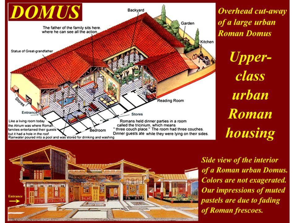 The Roman Domus