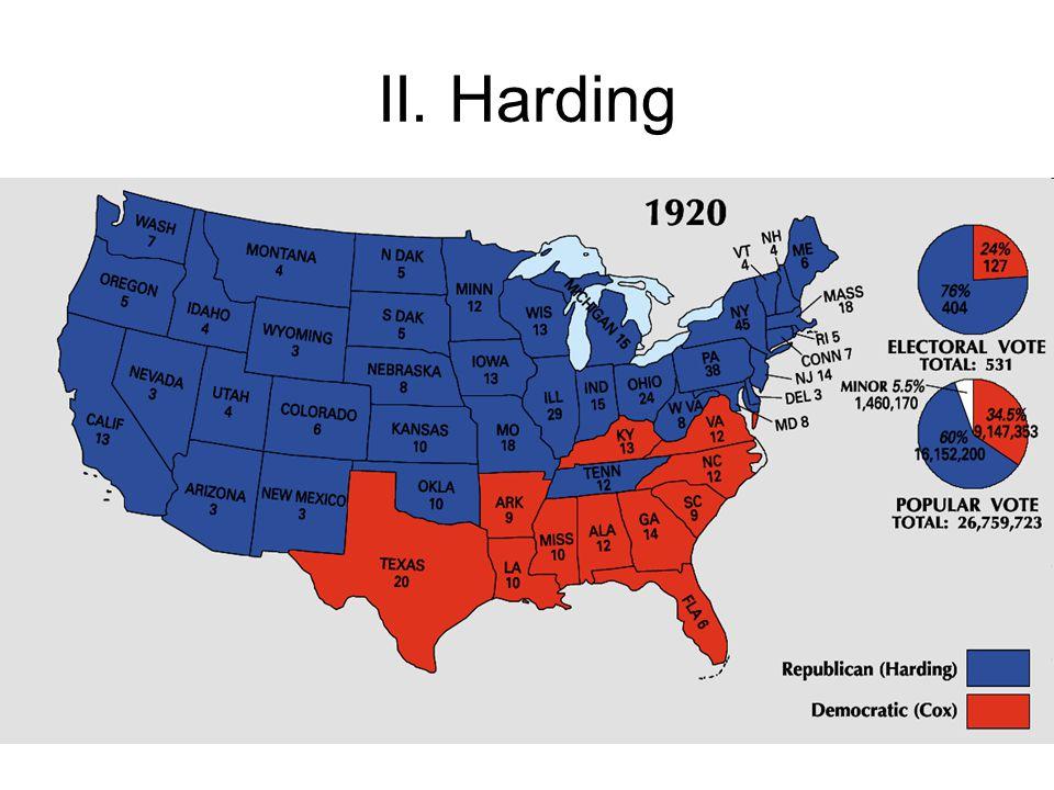 II. Harding
