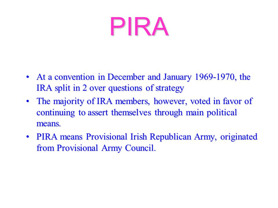 MAJOR IRA ATTACK 7/21/72- 9 people were killed and 130 seriously injured.