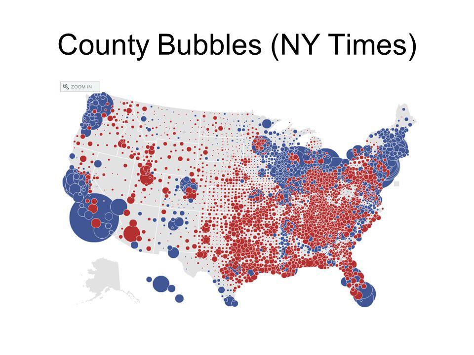 County Bubbles (NY Times)