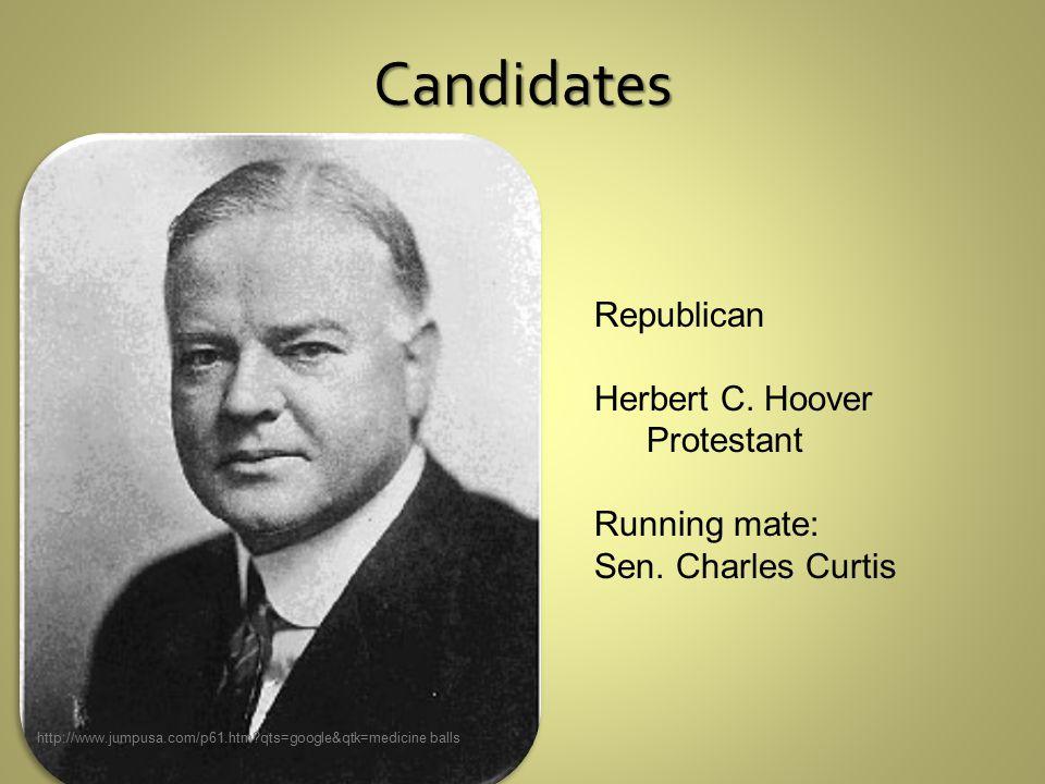 Candidates http://www.jumpusa.com/p61.htm qts=google&qtk=medicine balls Republican Herbert C.