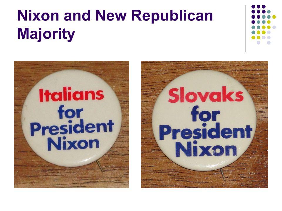 Nixon and New Republican Majority