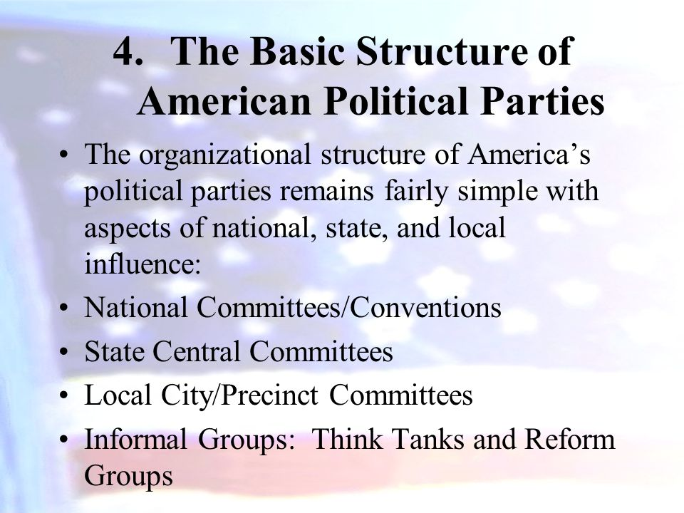 8.One-Partyism and Third-Partyism A significant trend of recent times is the demise of one-partyism (one-party dominance of elections in a given region).