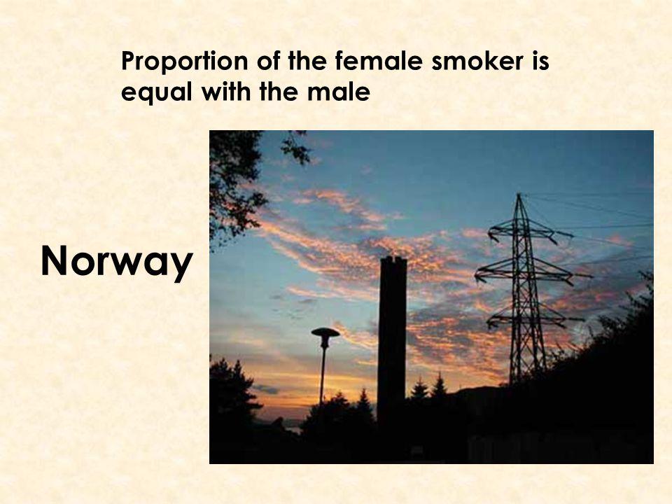 Sweden Female senator 40% Female administer 16 /32 Foreign trade 60%