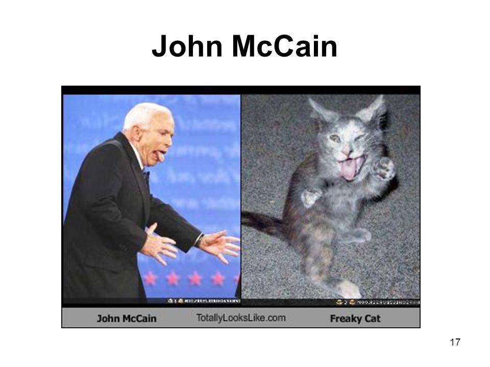 17 John McCain