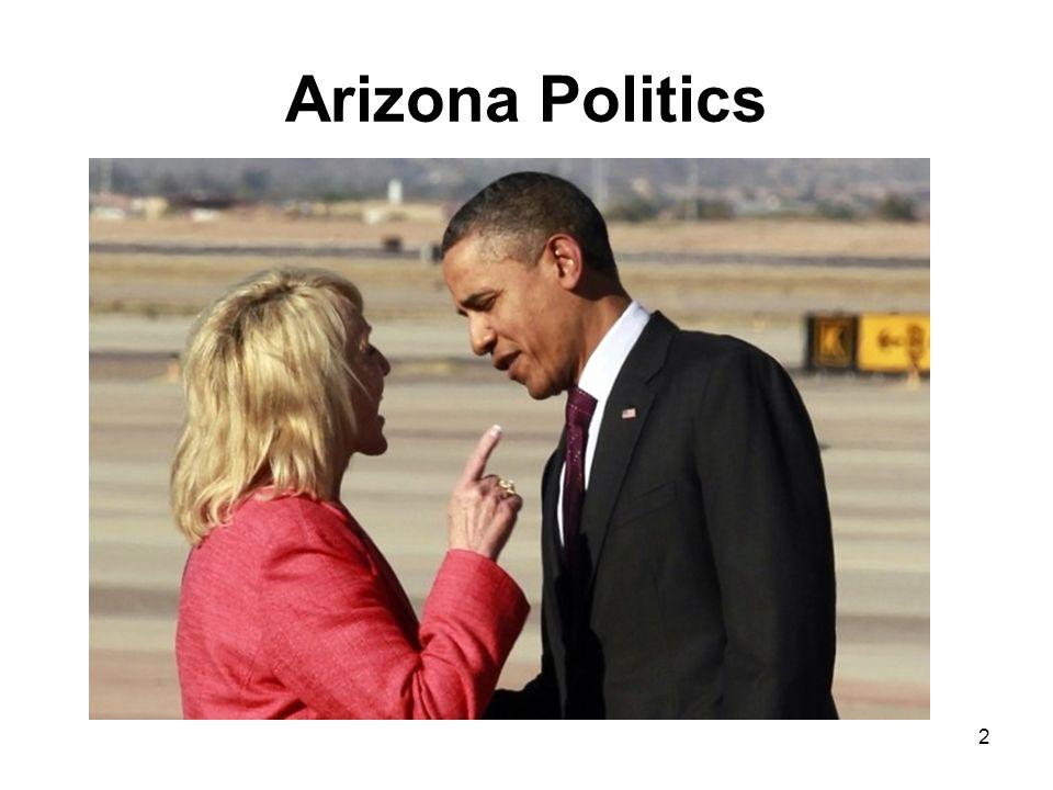 Arizona Politics 2