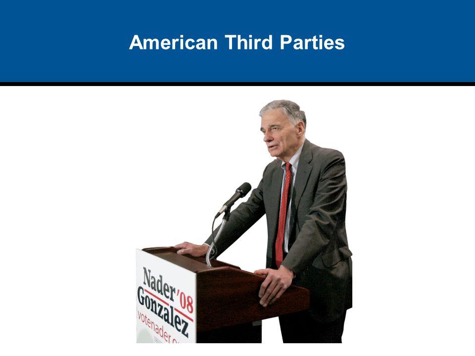 American Third Parties