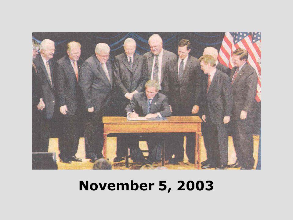 November 5, 2003