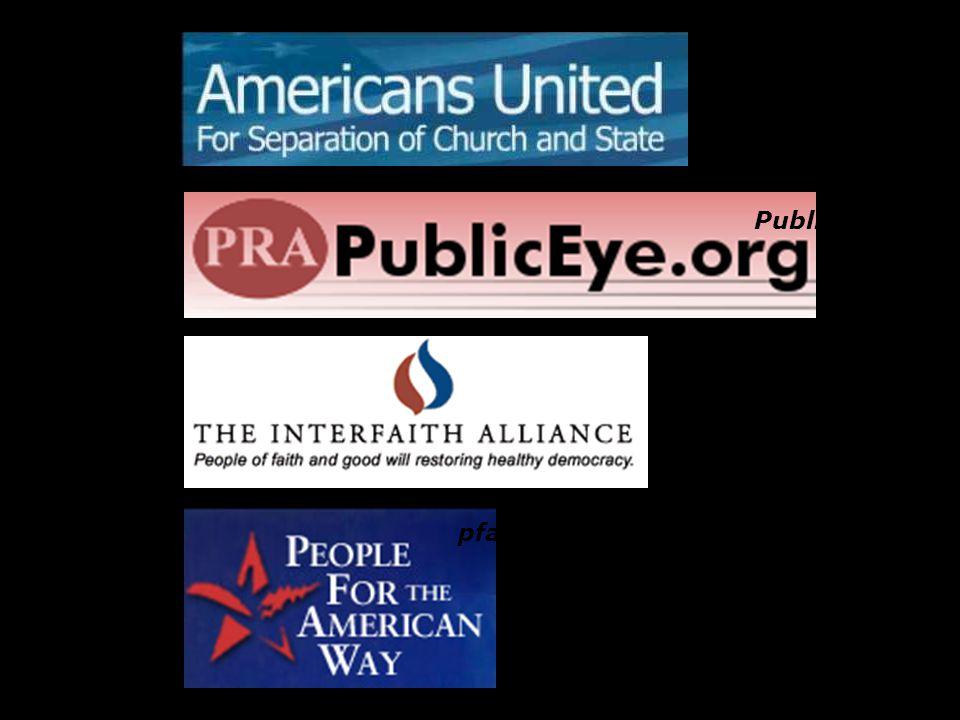 pfaw.org PublicEye.org